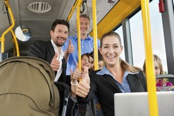 Innovative tool to measure passenger experience for entire public transport journeys
