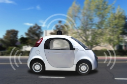 Driverless vehicles are the future of road transport
