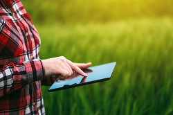 New and innovate mobile apps help farming to get smarter