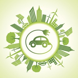 Advanced lightweight materials for lighter, more environment-friendly electric cars in cities