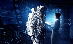 Shared virtual reality workplace for space scientists in Europe