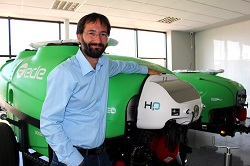 New-generation sprayers for healthier farming