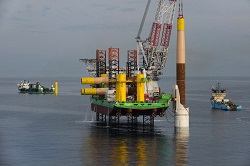 Low-cost offshore wind energy