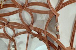 New insights into how the great Gothic vaults were constructed helps restorers of the future