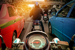 Holistic approach increases safety for two-wheeled vehicles