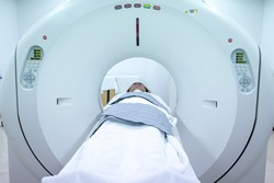 A high-performance PET scanner for integration into current MRI systems