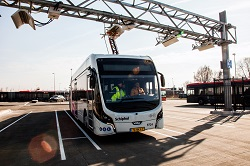 New fast-charge system makes e-buses a more appealing solution than ever
