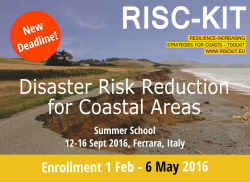 RISC-KIT Summer School Deadline Extended