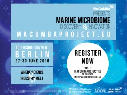 1st International Conference on the Marine Microbiome - Discovery & Innovation for Science and Industry