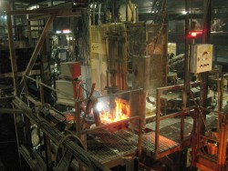 Plasmapour technology set to revolutionise the metal industry