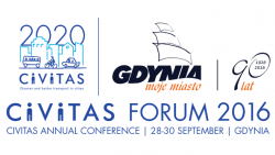 Get ready to join the CIVITAS Forum 2016 this September in Gdynia, one of Poland's most progressive cities!