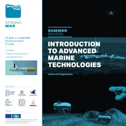 Summer School on Introduction to Advanced Marine Technologies