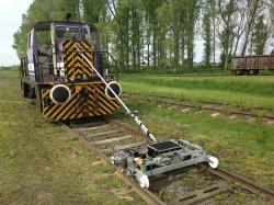 A New Rapid Automated Railhead Inspection System