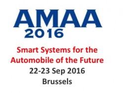 "20th International Forum on Advanced Microsystems for Automotive Applications (AMAA 2016), ""Smart Systems for the Automobile of the Future"""