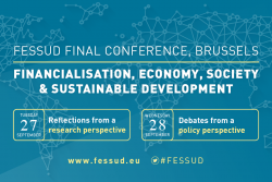 Financialisation Economy Society and Sustainable Development