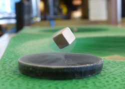 New superconductive material for long-distance energy transmission