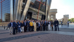 Onwards and upwards – REMOURBAN holds periodic meeting in Madrid while capitalising on positive project review