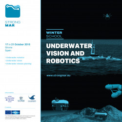 Winter School on Underwater Vision and Robotics