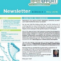 Welcome to the EFFORT Newsletter 4!