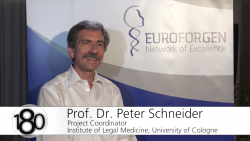 Video Interviews on EUROFORGEN-NoE Security Project  - The European Forensic Genetics Network of Excellence portrayed from different angles