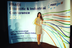 Zoe Cournia wins inaugural PRACE Ada Lovelace Award for HPC