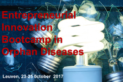Entrepreneurial Innovation Bootcamp on Orphan Diseases