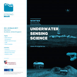 Winter School on Underwater Sensing Science