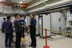 Best Paths new demonstrator for real-time simulation of large offshore wind farms grid integration unveiled in Trondheim
