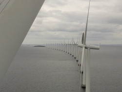 Making waves in offshore wind
