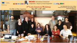 The European Research Project INCASI holds its second Workshop in Latin America