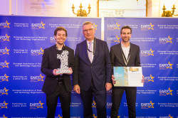 Tecnalia wins the European Innovation Award for a failure prediction system for Industry