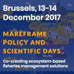 MareFrame Policy & Scientific Days / Conference