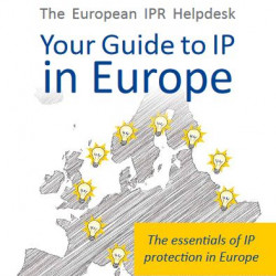 Intellectual Property (IP) in Europe: New Publication by the European IPR Helpdesk