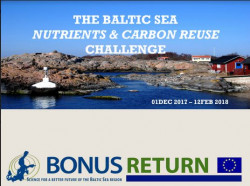 NEW EU competition for innovations in the Baltic Sea