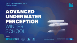 Winter School on Advanced Underwater Perception