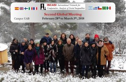 The European research project INCASI (International Network for Comparative Analysis of Social Inequalities) holds its second Global Meeting