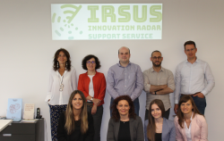 New scaling opportunities for European researchers and innovators  - First 6 months of IRSUS - Innovation Radar Support Services Project