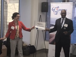 Launch of the ENRICH in the USA East Coast Centre